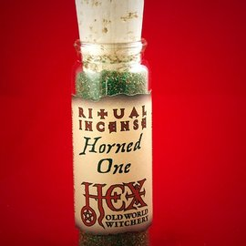 Hex Horned One Ritual Incense
