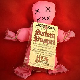 Hex Bridget Bishop's Pink Salem Poppet