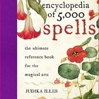 Hex Encyclopedia of 5000 Spells