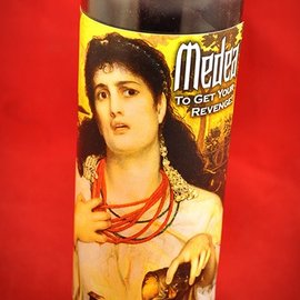 Hex Medea 7-Day Candle