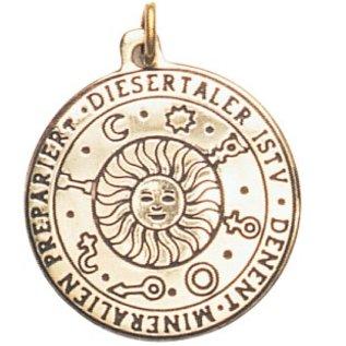 Hex Talisman of the Sun