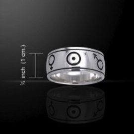 Hex Symbols of the Universe Ring