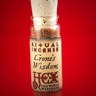 Hex Crone's Wisdom Ritual Incense