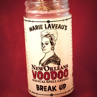 Hex Break Up - Marie Laveau's New Orleans Voodoo Spell Candle
