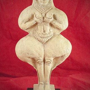 Hex Ishtar Statue