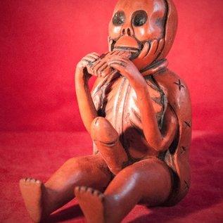 Hex Nazca Flute Player
