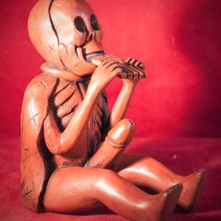 Hex Nazca Flute Player