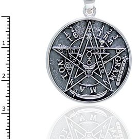 Hex Seal of Solomon Pentacle