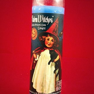 Hex Salem Witches' Child Protection 7-Day Candle