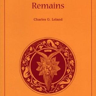 Hex Etruscan Roman Remains