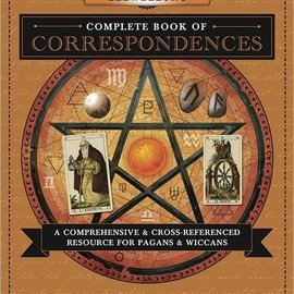 Hex Llewellyn's Complete Book of Correspondences: A Comprehensive & Cross-Referenced Resource for Pagans & Wiccans