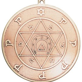 Hex Talisman for Good Fortune