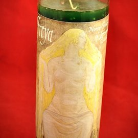 Hex Freya 7-Day Candle