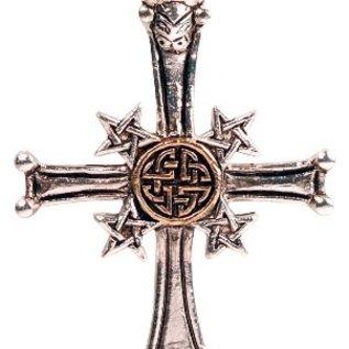 Hex Celtic Pentcross Pendant: Protection
