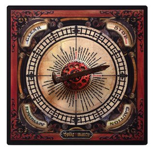 Hex Spikeomancy Divination Board