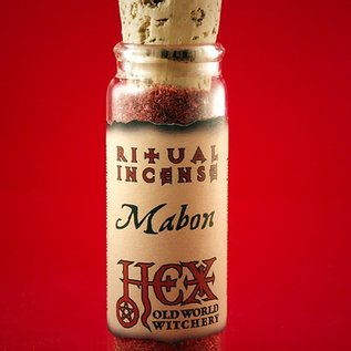 Hex Mabon Ritual Incense