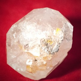 Hex Large Herkemer Diamond