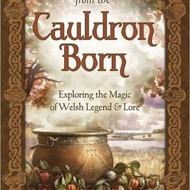 Hex From the Cauldron Born: Exploring the Magic of Welsh Legend & Lore