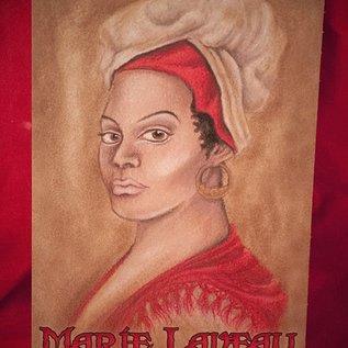 Hex Marie Laveau Postcard