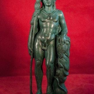Hex Young Dionysus Statue
