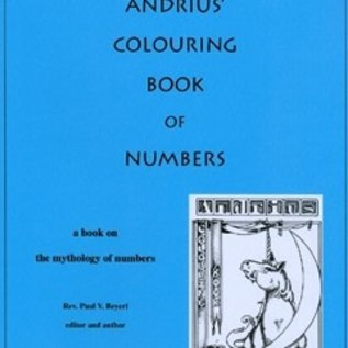 Hex Andrius' Colouring Book of Numbers