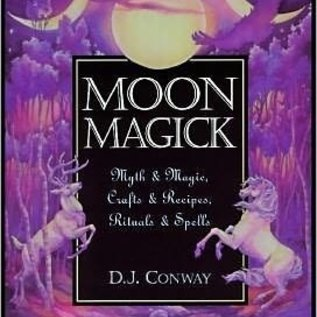 Hex Moon Magick: Myth & Magic, Crafts & Recipes, Rituals & Spells