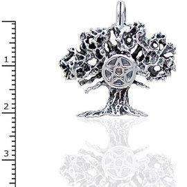 Hex Tree of Life Pentagram