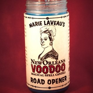 Hex Road Opener - Marie Laveau's New Orleans Voodoo Spell Candle