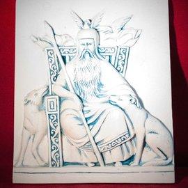 Hex Odin Plaque