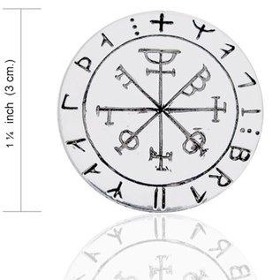 Hex Magical Sigil Pendant