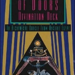 Hex Book of Doors Divination Deck: An Alchemical Oracle from Ancient Egypt