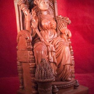 Hex Demeter-Fortuna Statue