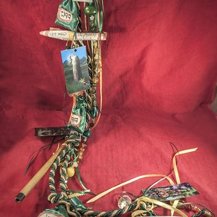 Hex Joyful Good Luck Magical Spell Cord by Official Salem Witch Laurie Cabot