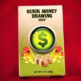 Hex Money Draw Soap 3oz.