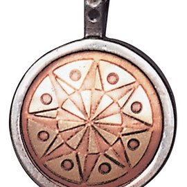 Hex Circle of Life Talisman for Empowerment & Vitality