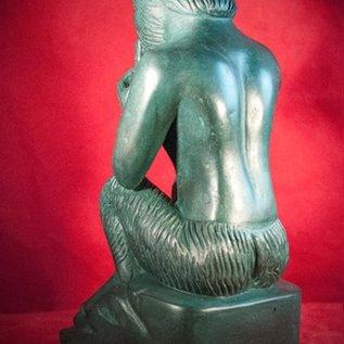 Hex Pensive Pan Statue