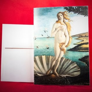 Hex Greeting Card - Venus