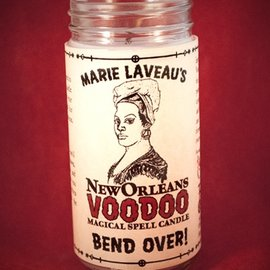Hex Bend Over - Marie Laveau's New Orleans Voodoo Spell Candle
