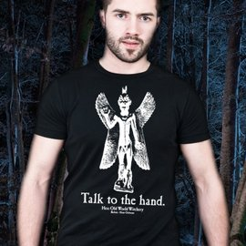 Hex Talk To The Hand T-Shirt(med)
