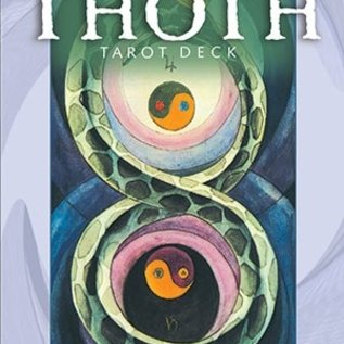 Hex Thoth Tarot Deck: 78-Card Tarot Deck