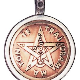 Hex Magical Talisman - Tetagrammat