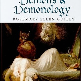 Hex Encyclopedia of Demons and Demonology