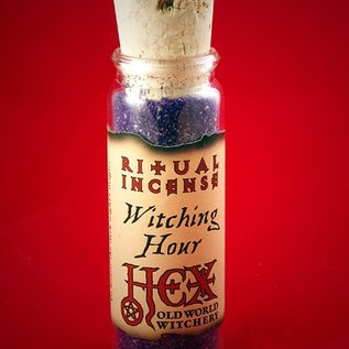 Hex Witching Hour Ritual Incense