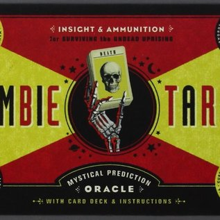 Hex Zombie Tarot Cards: An Oracle of the Undead with Deck and Instructions