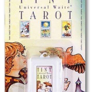 Hex Tiny Tarot Key Chain