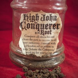 Hex Loose High John the Conquerer Root