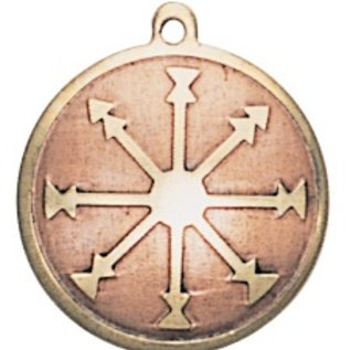 Hex Talisman Against Frailty of Spirit