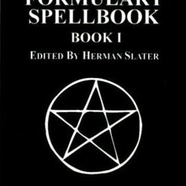 Hex Magickal Formulary Spellbook 1