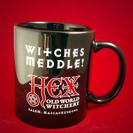 Hex Witches Meddle - Mug