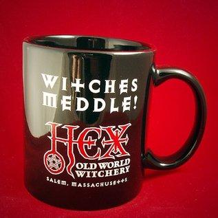 Hex Witches Meddle - Mug